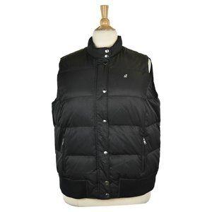 Old Navy Vests 3x Black
